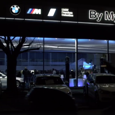 Introducing BMW 5 series – BYmyCAR