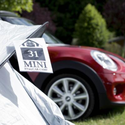 Rallye MINI BYmyCAR