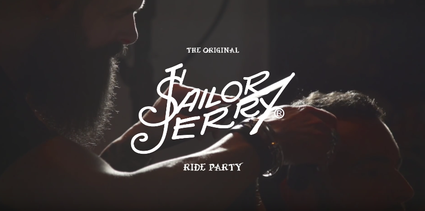 Sailor Jerry Ride Party