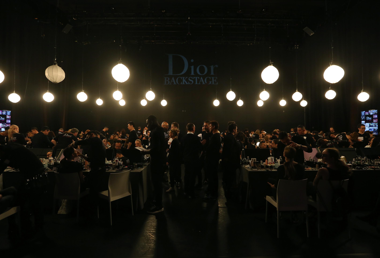 Dior Backstage Live